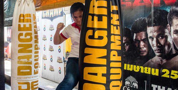 Authentic Muay Thai Lesson & Tuk Tuk Experience